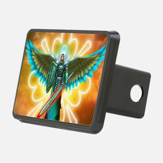 Angel Of God Hitch Cover