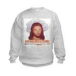 Who Would Jesus Bomb? Kids Sweatshirt