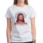 Who Would Jesus Bomb? Women's T-Shirt