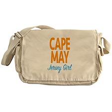 Unique Jersey Messenger Bag