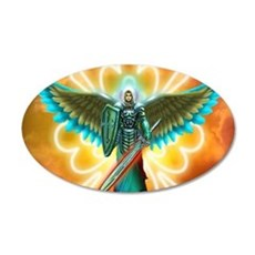 Angel Of God Wall Sticker