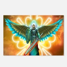 Angel Of God Postcards (Package of 8)