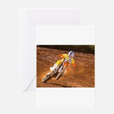 rd5wheelie Greeting Cards