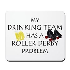 drinking derby team.png Mousepad