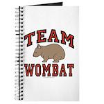 Team Wombat III Journal