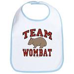 Team Wombat III Bib
