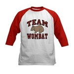 Team Wombat III Kids Baseball Jersey