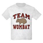 Team Wombat III Kids Light Colored T-Shirt