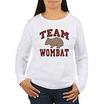 Team Wombat III Women's Long Sleeve T-Shirt