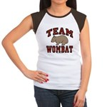 Team Wombat III Women's Cap Sleeve T-Shirt