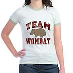 Team Wombat III Jr. Ringer T-Shirt