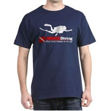Wreck Diving 2 T-Shirt