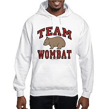 Team Wombat III Hoodie Sweatshirt