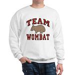 Team Wombat III Sweatshirt