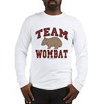 Team Wombat III Long Sleeve T-Shirt