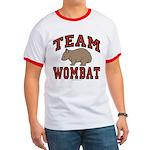 Team Wombat III Ringer T