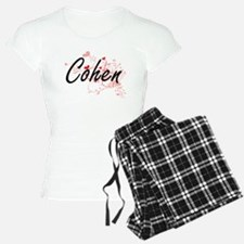 Cohen Artistic Design with Pajamas