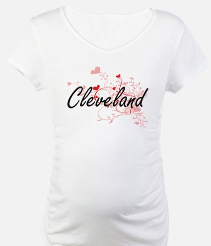 Cleveland Artistic Design with H Shirt