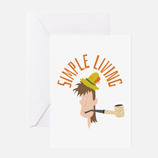 Simple LIving Greeting Cards
