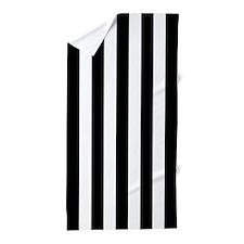 Striped bathroom accessories decor cafepress for Black and white striped bathroom accessories