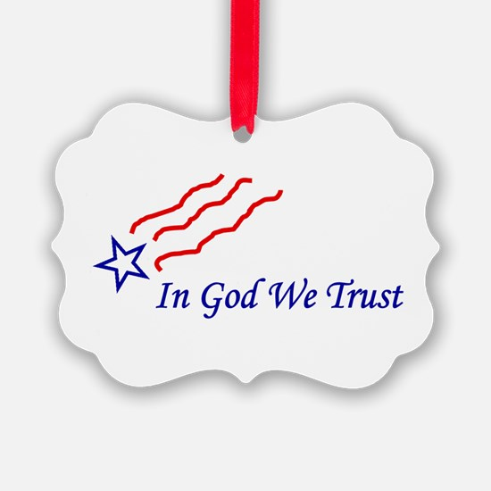 In God Star Ornament