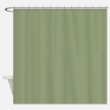 Ancient Moss Shower Curtain
