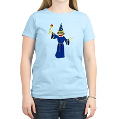 Sock Monkey Wizard T-Shirt