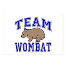 Team Wombat II Postcards (Package of 8)