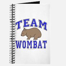 Team Wombat II Journal