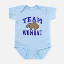 Team Wombat II Infant Bodysuit