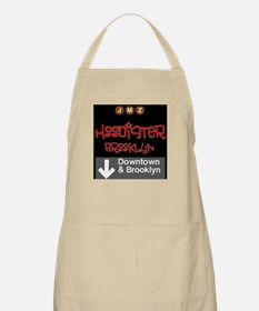 Hoodister Brooklyn Janis red black Apron