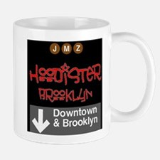 Hoodister Brooklyn City Signs Mugs