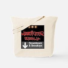 Hoodister Brooklyn City Signs Tote Bag