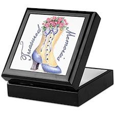 Treasured Memories Keepsake Box by Leah