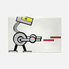 Robot Battle Droid Cartoon Magnets