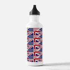 uk usa Water Bottle