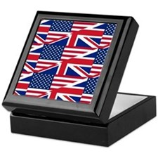 uk usa Keepsake Box