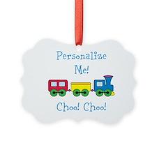 Choo Choo Train Ornament