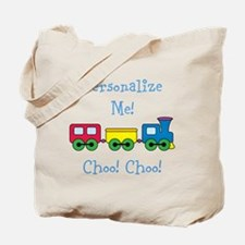 Choo Choo Train Tote Bag