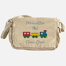 Choo Choo Train Messenger Bag
