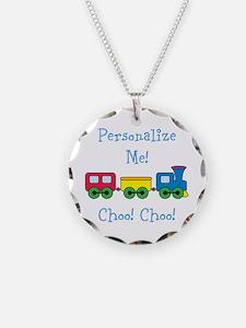Choo Choo Train Necklace