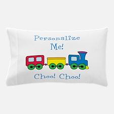 Choo Choo Train Pillow Case