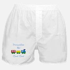 Choo Choo Train Boxer Shorts