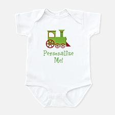 Custom Train Infant Bodysuit