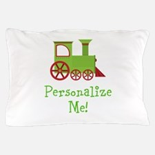 Custom Train Pillow Case