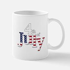 4th of July Mugs