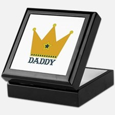 Daddy Keepsake Box
