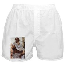 Wise Quotations: Boxer Shorts