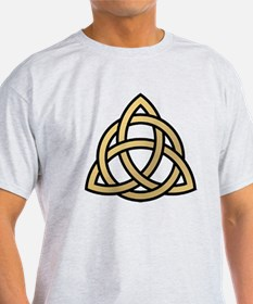 Triquetra, Charmed, Book of Shadows T-Shirt