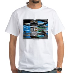 Space Shirt with LIFEBOAT.COM